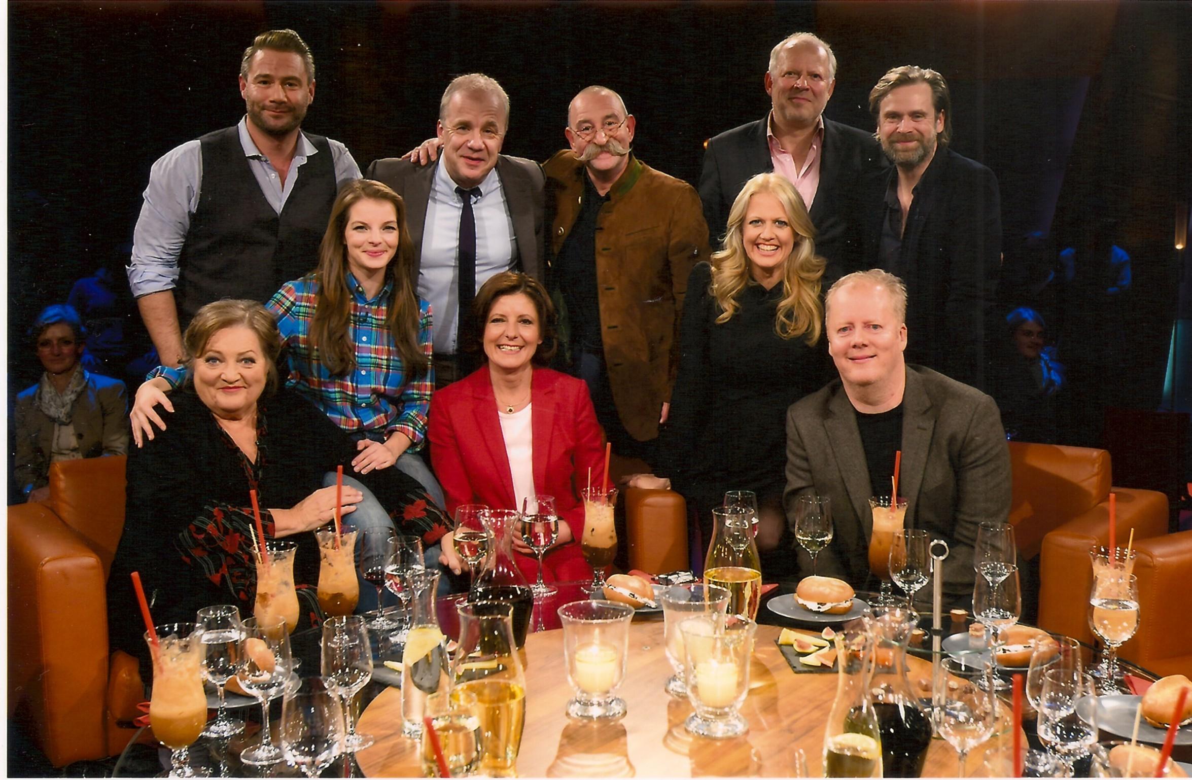 John doyle stand up comedy in englisch und deutsch galerie ndr talkshow Moderatoren ndr talkshow